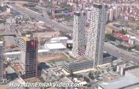 Dumankaya Vizyon Evleri'nin havadan yeni görüntüleri!