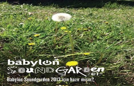 Babylon, Soundgarden festivali 25 Mayıs'ta başlıyor!