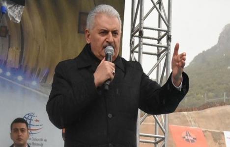 Başbakan Yıldırım AKP