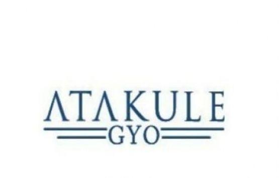 Atakule GYO esas sözleşme tadil metnini yayınladı!