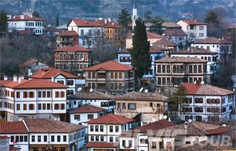 Safranbolu'ya gelen turist sayısında artış yaşandı!