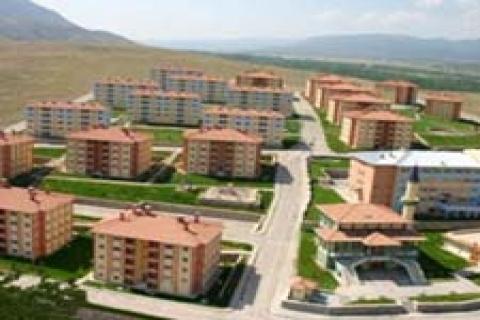 TOKİ'den Ardahan Merkez Sugöze 500 konut
