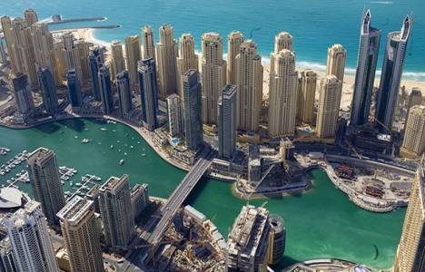 Dubai'de mutluluğu
