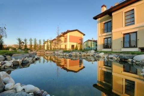 İdealistkent'te dairelerin tamamı satıldı! 750 bin TL'ye villa!