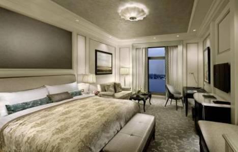 Shangri-La Bosphorus Oteli Beşiktaş'ta bugün açıldı!