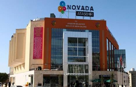 Novada Ataşehir AVM'de