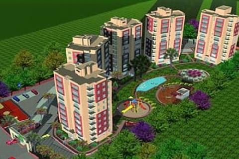 Sultan Park Kurtköy'de 165 bin TL'ye 70 metrekare!