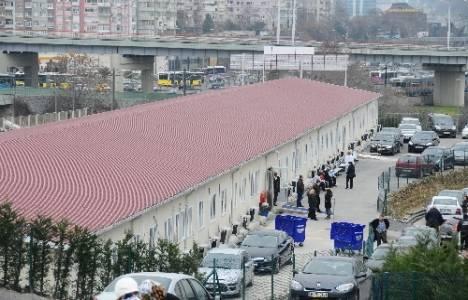 Osmaniye Semt Polikliniği prefabrik binada hizmete başladı!
