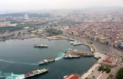 Kadıköy'de yapım karşılığı