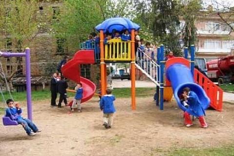Sincan Belediyesi 4 mahalleye 7 park yaptıracak!