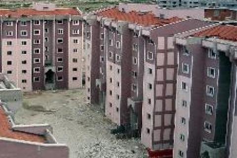 TOKİ Ankara Mamak'ta