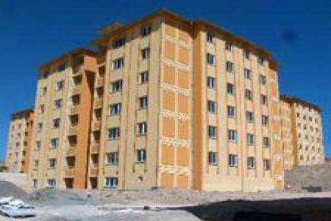 TOKİ Diyarbakır Silvan'da