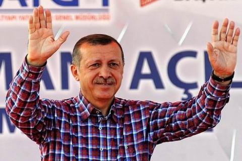 Başbakan Erdoğan, Iğdır Havaalanı'nı hizmete açtı!