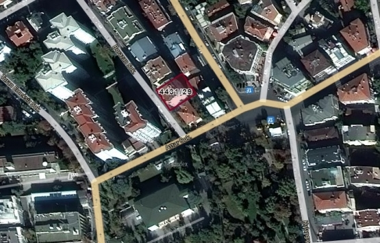 Çankaya'da 12 milyon TL'ye icradan satılık otel!