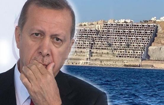 Cumhurbaşkanı Erdoğan mühürlenen