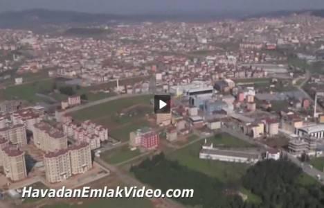 Sancaktepe Sardunya Evleri'nin havadan videosu!