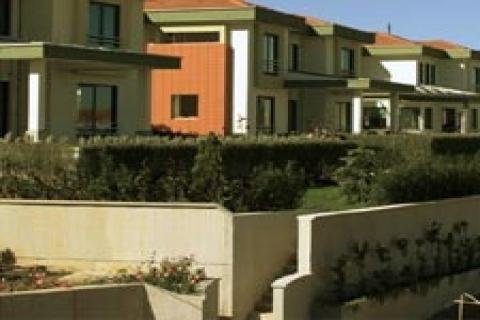 Tepe Park Villaları 2009 Nisan'da teslim!