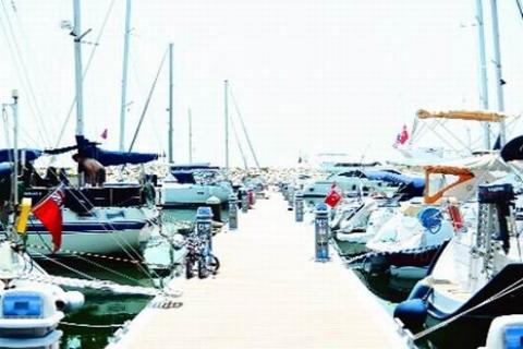 West İstanbul Marina,