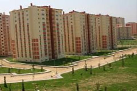 TOKİ Trabzon Bahçecik'te