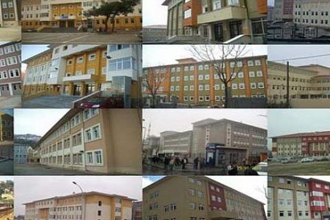 İstanbul'da 4 okulun