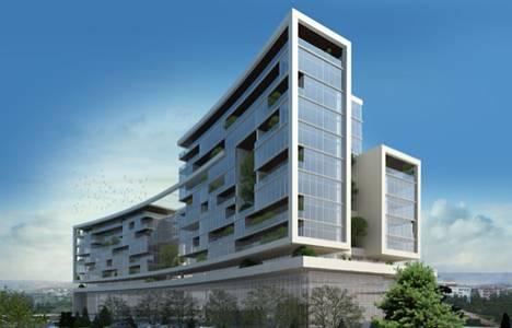 Bayraktar Ankara Via Green'de ofisler 607 bin liradan başlıyor!