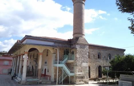 Şatır Ali Ağa Camii ve Yakup Paşa Çeşmesi restore edilecek!