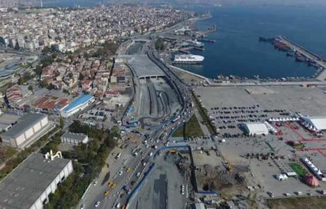 Avrasya Tüneli projesinde son 50 gün!