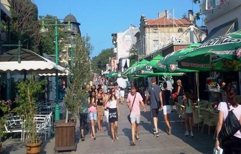Türkiye'den Bulgaristan'a giden turist sayısı 2 kat arttı!