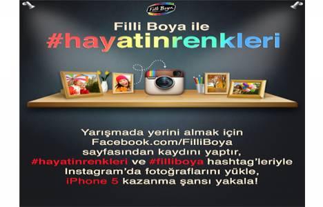 Filli Boya'dan yeni Instagram kampanyası!