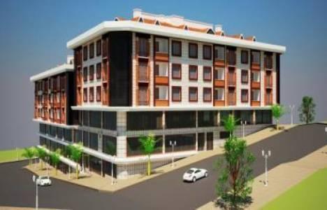 Olcay Yıldız Park Evleri'nde 2+1 daireler 140 bin TL!