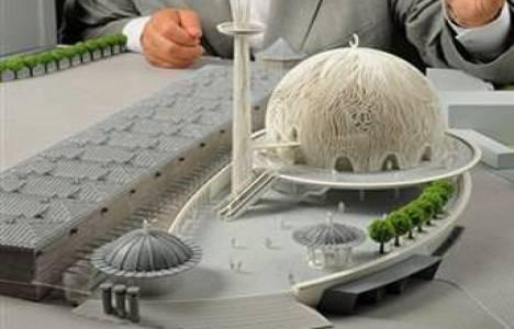 Taksim Cami projesi için revizyon çalışmalarına başlandı!