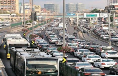 İstanbul'un trafiği nasıl