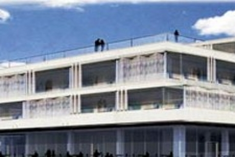 Marine Park'ta metrekare kiraları 50 Euro'dan başlıyor!