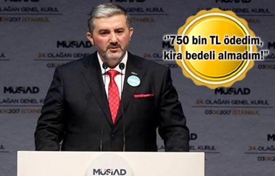 MÜSİAD Başkanı Abdurrahman Kaan da Jet Fadıl mağduru!