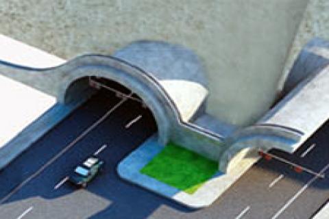Kağıthane tüneliyle 1 saatlik yol 7 dakika