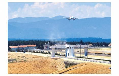Kastamonu Havalimanı ilk
