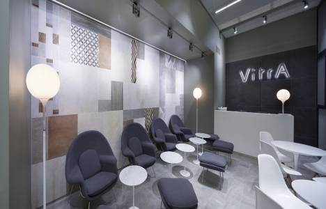 Vitra, yeni porselen