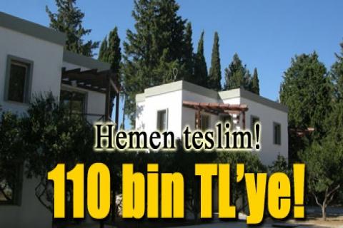 Harmony Gardens'te 110 bin TL'ye! Hemen teslim!