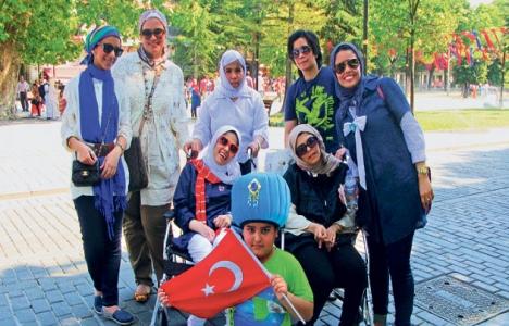 Türkiye geçtiğimiz yıl 4 milyondan fazla Arap turist ağırladı!