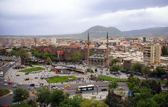 Kayseri Büyükşehir'den 76.9