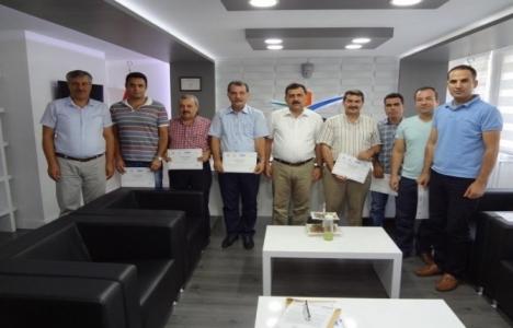 Adıyaman'da inşaat mühendislerine Sta4CAD eğitimi verildi!