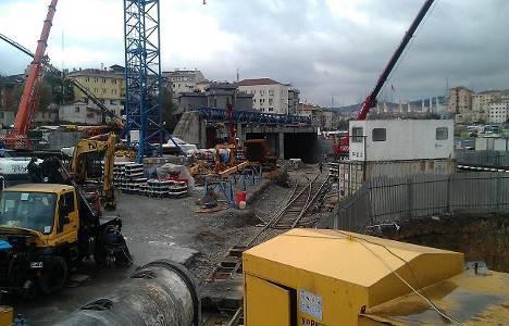 Marmaray Ayrılıkçeşme İstasyonu son durum!