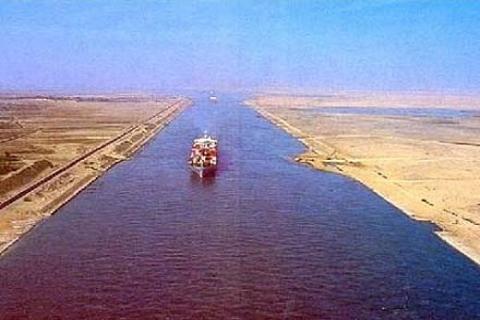 İsrail, Süveyş'e rakip olarak Akdeniz'de yeni bir kanal açacak!
