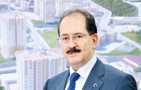 TOKİ Ankara'da 16