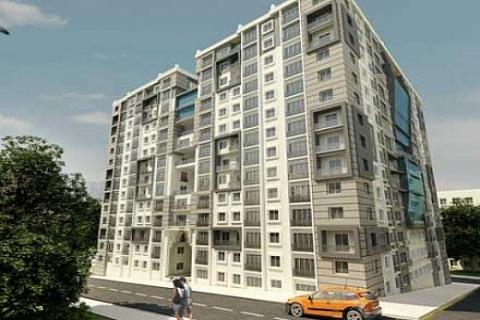 Evviva Residence'da fiyatlar 112 bin YTL'den başlıyor