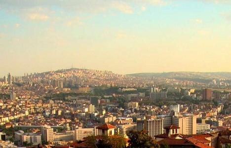 Ankara'da 3.5 milyon