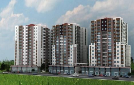 Altun Yapı Almira Rezidans'ta 170 bin liraya 1 oda 1 salon!