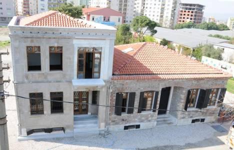 Manisa'daki tarihi binanın restorasyonu tamamlandı!