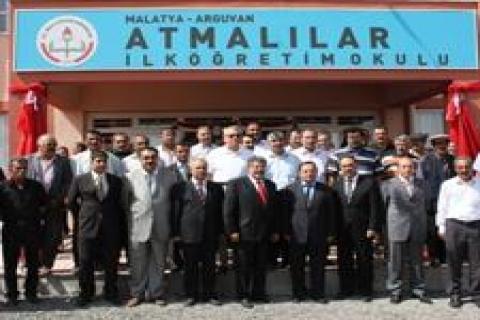 Malatya'ya Atmalılar İlköğretim