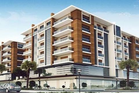 Luna Park Suites İzmir'de 650 bin TL'ye 4+1!